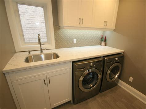 oakville laundry room renovations remodel contractor