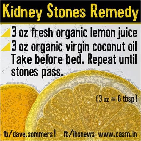 kidney remedy remedies and kidney stones on