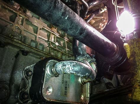 oil leak   engine page  volvo forums