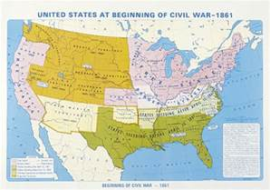 United States Map History by United States History Series