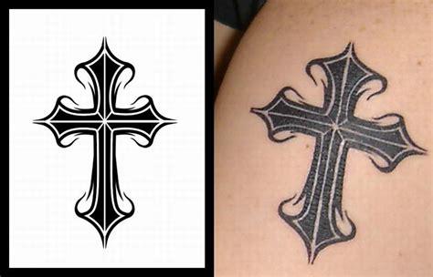 tattoo design krus tatuaże krzyże strona 7