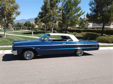 1964 chevrolet impala ss for sale classiccars cc
