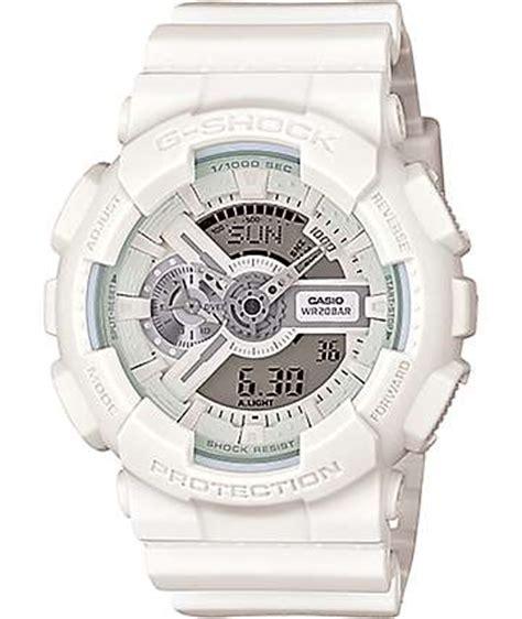 Casio G Shock Ga 110 White g shock watches