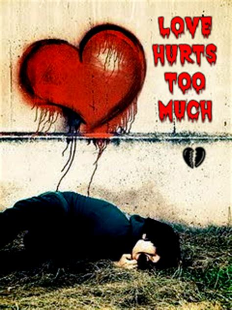 Love Hurts Wallpapers For Boys Hd