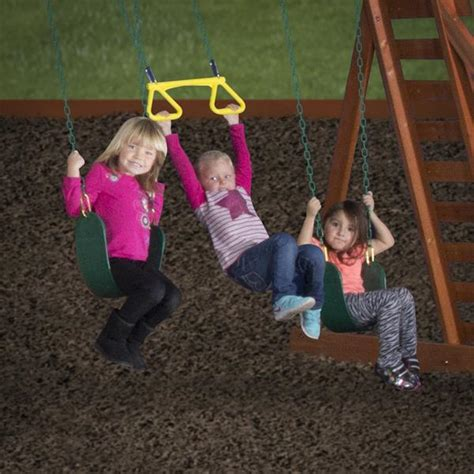 9 safety tips for your swing set kits