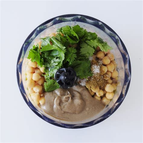 Clintro And Lime Detox Recipes by Lime Cilantro Hummus Vegan Family Recipes