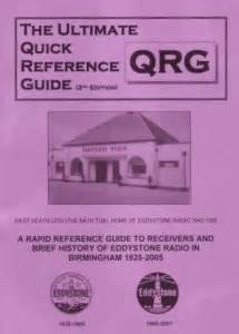 if then else the ultimate reference guide for anyone who works in or with information systems professionals books qrg the ultimate reference guide eddystone user