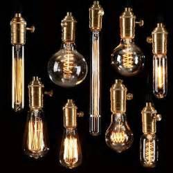 vintage light bulb fixtures retro incandescent vintage light bulbs st64 t45 diy