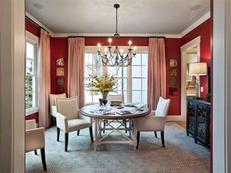 red dining rooms ideas pinterest red wall decor red accent walls orange kitchen paint diy