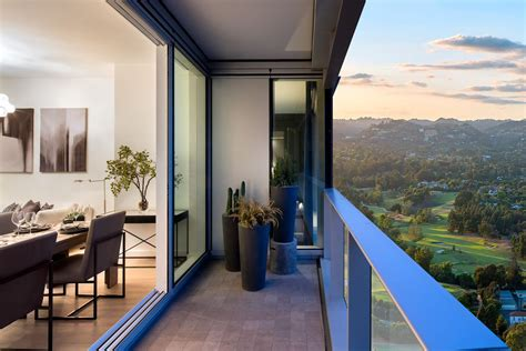peek inside the luxury apartment tower that offers on site botox curbed la