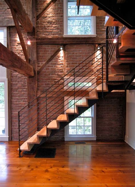 exposed brick and timber interiors flooded by light 17 best images about exposed brick staircase on