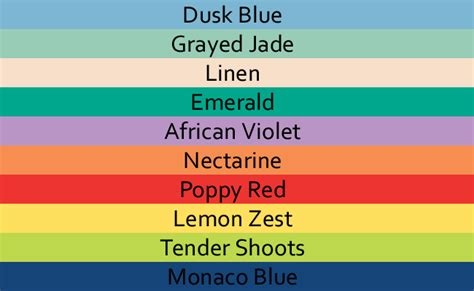 strange color names embarrassing names the name is shame