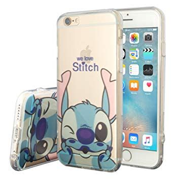 coque iphone  silicone dessin anime