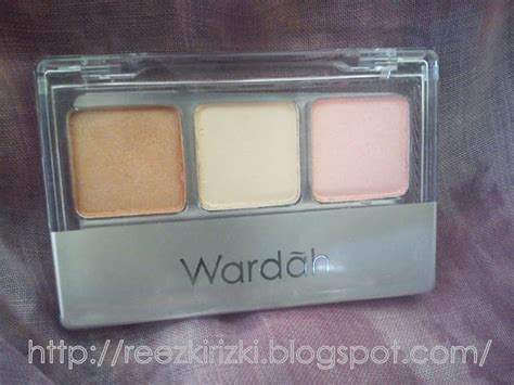 Eyeshadow Wardah Kit reezki s review wardah function kit