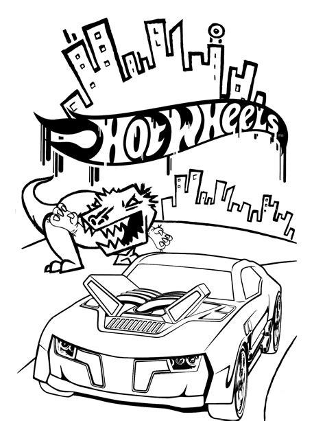 hot wheels track coloring pages hot wheels 31 coloringcolor com