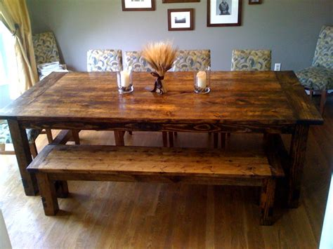 farmhouse table ana white farmhouse table restoration hardware replica