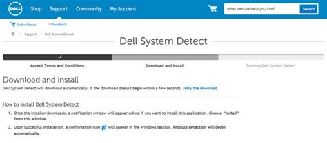 Dell Auto Detect Service Tag by Download Or Update Dell Drivers Using Dell Update Utility