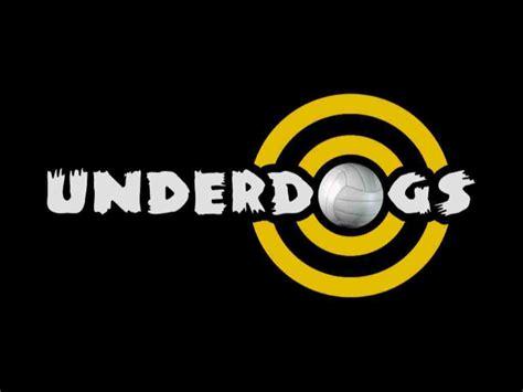 the underdog underdogs underdogs logo