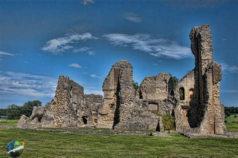 old castle panoramio photo of ruin of sherborne old castle