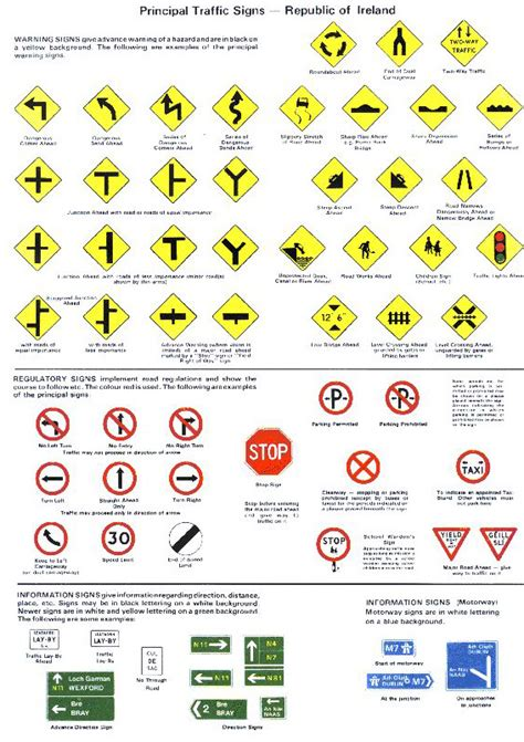 printable irish road signs free road signs download free clip art free clip art on
