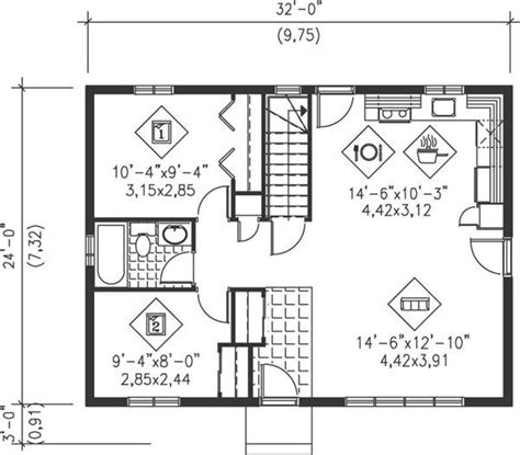 Small Ranch Floor Plans Small Traditional Ranch House Plans Home Design Pi 10033 12659