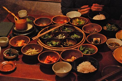 Dining Room Buffet savoring seoul korean temple dining in the city honest