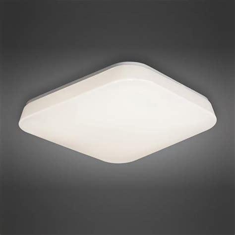 modern quatro led flush fitting ceiling light m3765 the