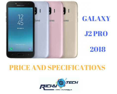 Samsung J2 Pro Series samsung galaxy j2 pro 2018 launched j2 pro price and specifications