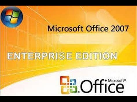 Microsoft Office 2007 Original descargar e instalar office 2007 enterprise activado