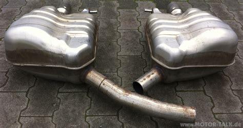 Gebraucht Motorrad Preis Ermitteln by Original Audi A4 A5 3 0 Tdi Endt 246 Pfe Auspuff Duplex