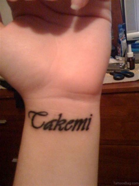 interesting tattoos 70 interesting name tattoos on wrist