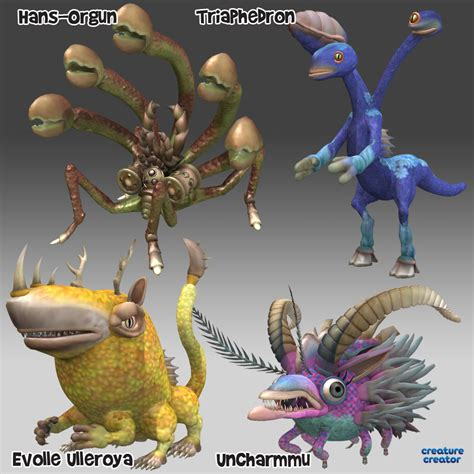 best spore creations spore creations showcase 11 by bernoully on deviantart