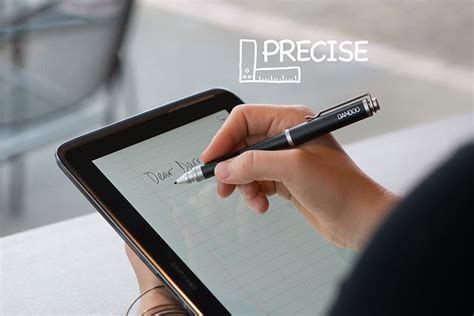 Bamboo Pen Tablet Promises The Feel Of A Real Pen On Paper by Wacom Bamboo Feel Carbon Stylus For Microsoft