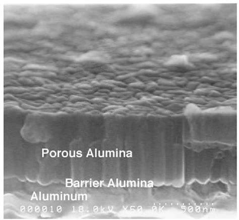 Nanoarrays Synthesized From Porous Alumina Part 2 Nanotechnology Porous Alumina Template