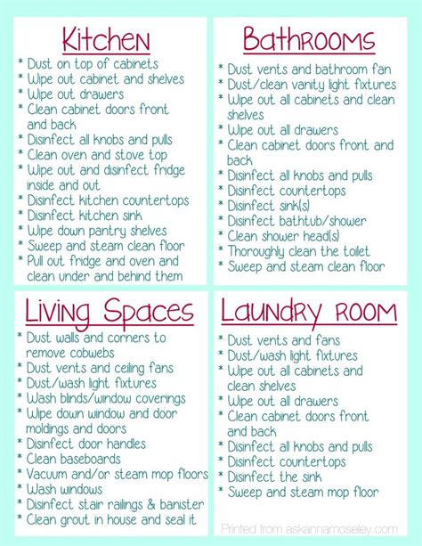 checklist essentials setting up house best 25 new house checklist ideas on pinterest