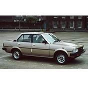 1981 Toyota Corolla  Partsopen