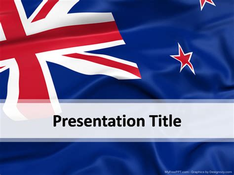 New Zealand Powerpoint Template Download Free Powerpoint Ppt New Ppt Templates