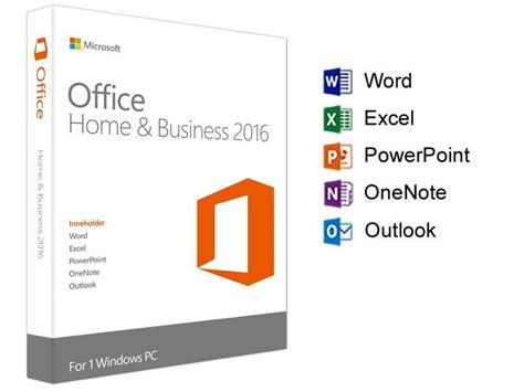Ms Office Home Business microsoft office home business 2016 svedata se