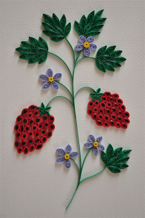 How To Make From Paper Quilling - nhipaperquilling paper quilling 1