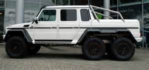 Mercedes Sale Mercedes G 63 Amg 6x6 For Sale 100 Produced Cars