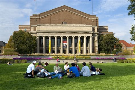 U Of Mn Mba Admissions by U Of M Northrop Mall Of Minnesota Office Of