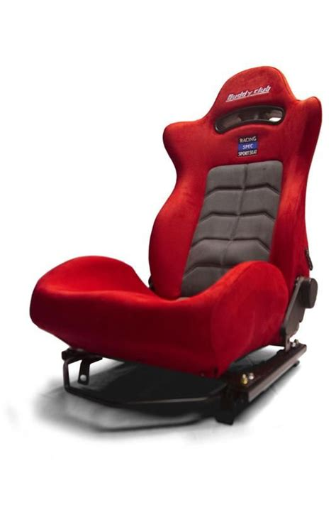 Reclinable Seats buddy club racing spec sport reclinable seats 171 buddy club