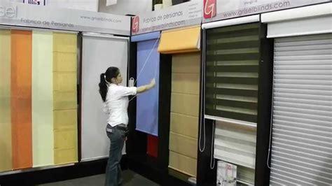 persianas safra grisel blinds exhibicion de persianas youtube