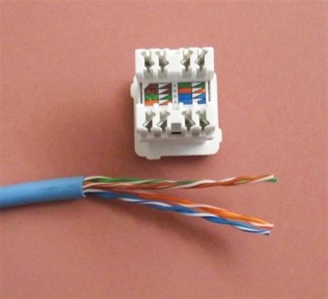 rj45 wiring diagram wall wiring diagram and