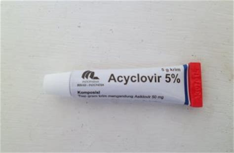 Salep Zovirax Acyclovir Harga harga dan kegunaan acyclovir untuk obat herves simpleks