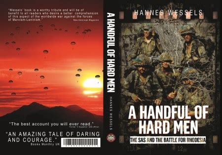 A Handful Of Hard Men The Sas And The Battle For Rhodesia