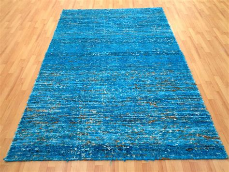 modern silk rugs rugspot great rugs prices blue modern silk rug