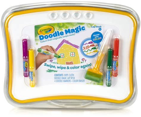 how to create magic in doodle crayola doodle magic desk toys
