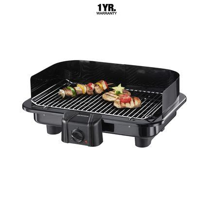 Grill Countertop by Countertop Barbecue Grill Severin Germany Pg2791