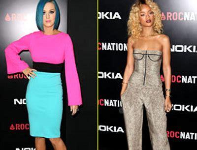 Rihanna Baignoire by Rihanna Et Katy Perry Leur Soir 233 E G 226 Ch 233 E Par La Mort De